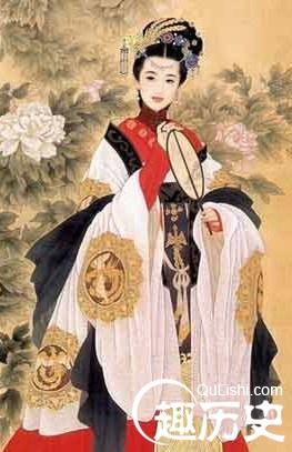 隋朝萧太后_历史上的萧皇后是谁?李世民强抢杨广之妻萧皇后