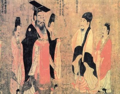 隋朝皇帝列表