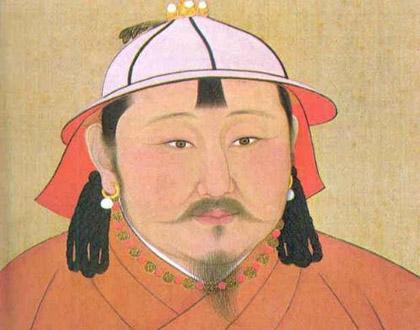 元朝皇帝列表