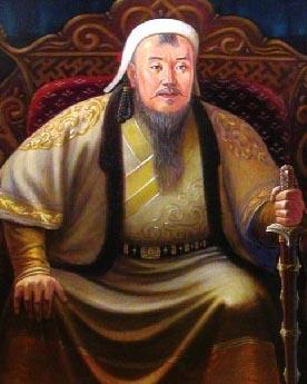 成吉思汗(1162~1227)