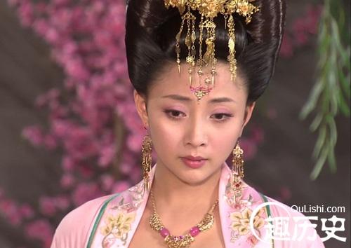 李隆基的妃子 唐玄宗妃子中有哪些妃子得宠