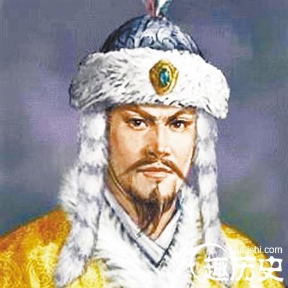 耶律楚材简介 蒙古帝国大臣政治...