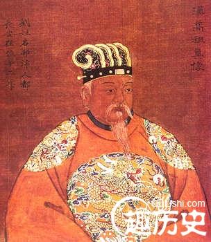 漢朝第一位皇帝漢高祖劉邦簡介