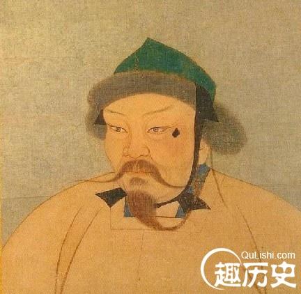 元太宗窝阔台简介 元朝历史上的第二位可汗