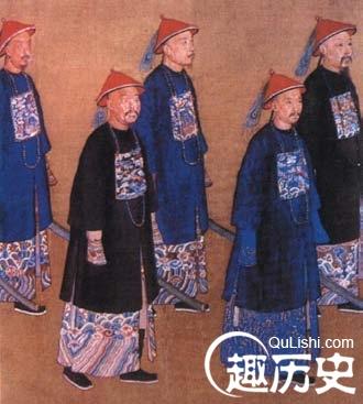 清朝官员服饰介绍 清朝官员的服饰等级区分