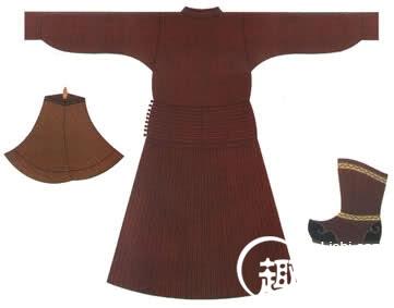 元朝皇帝服饰 元朝历代皇帝的服装有何特点?图片