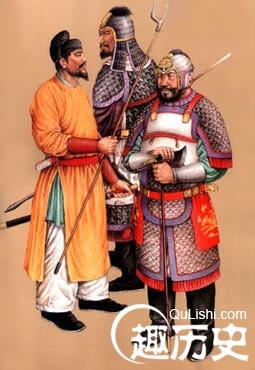唐朝官员服饰介绍 唐朝官员服装等级及特色标志图片