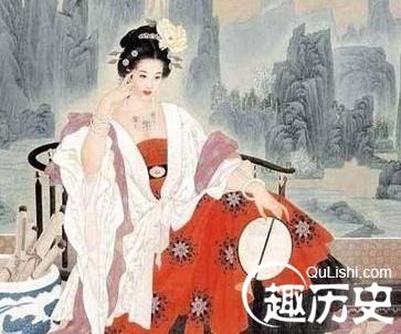 唐朝宫廷服饰 唐朝皇后妃子的服饰是怎样的?