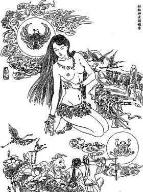 人类的起源与进化_人类的起源之谜,中国关于人类起源的神话故事