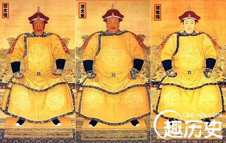 清朝历代皇帝列表 清朝入关后第一个皇帝简介图片
