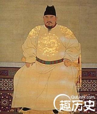 明朝历代皇帝列表 明朝最后一个皇帝怎么死的?图片