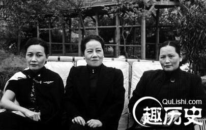 宋庆龄简介 宋庆龄三姐妹鲜为人知的关系?