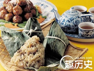 端午节为什么吃粽子? 端午节吃粽子的来历