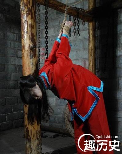 古代 最早的/永巷掖廷单独关押女犯的监狱