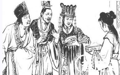 楚怀王的宠妃郑袖简介 张仪如何利用郑袖灭了楚国