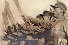 抗日战争中最让日本胆寒的中国军队:大刀西北军!