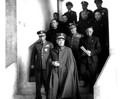 蒋介石的八大金刚_国民党军界的八大金刚_蒋介石 ...