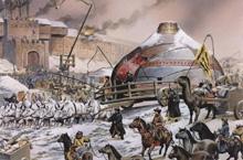 蒙古人在400年里建立的21个国家:强大的蒙古帝国