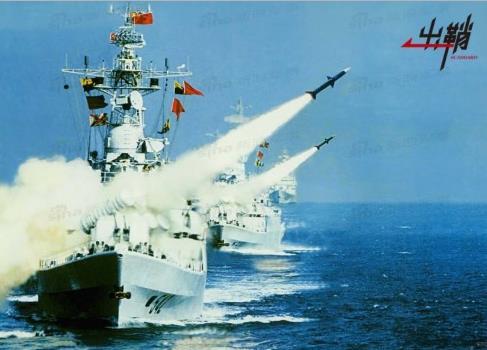 美称中国正式公布红旗10防空导弹 有21根发射管