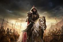成吉思汗创造的十个世界之最:史上最大的成功者