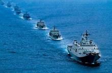 世界借环太军演揣测中美 争议不断却频繁往来