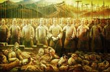 10大王牌军证明中国也是战斗民族:古代最强军队