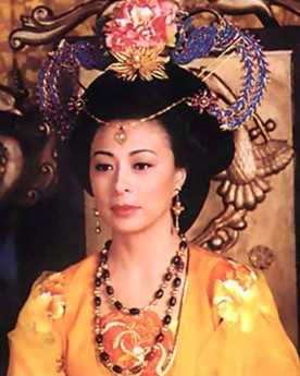长孙皇后(601年~636年)