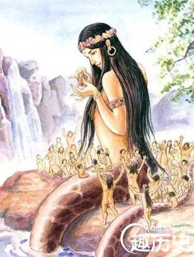 中国人必须知道的常识|中国人必须知道的30个上古神话传说!你知道几个