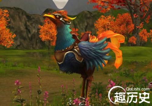 [中国古代十大神神兽]古代十大神兽之一的重明鸟是什么?重明鸟简介