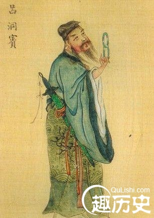 【神仙道】吕洞宾的传说 - 让爱依然 - 爱然博客