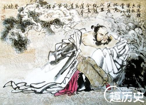 【神仙道】汉钟离的传说 - 让爱依然 - 爱然博客