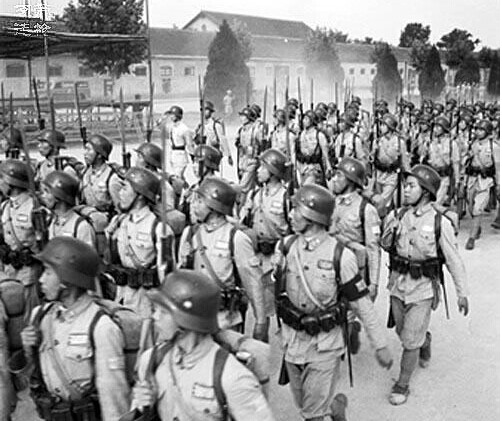 国民党抗战全纪实|国军王牌常德血战日军:8000战士最后生还83人!