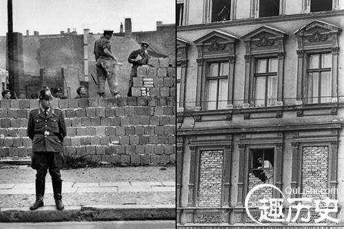 柏林墙的总体结构与民主德国国内边境相似
