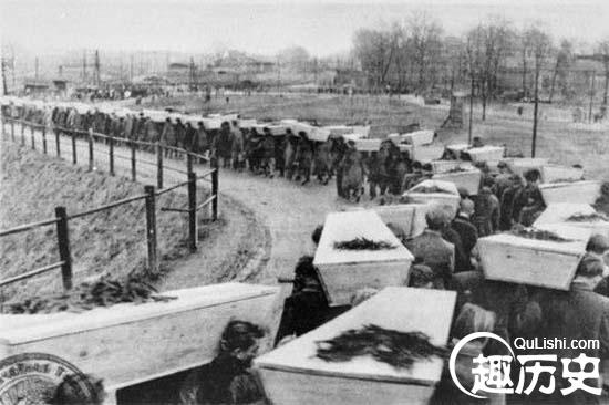 惨不忍睹:纳粹最大的妇女集中营 女人尸体成堆