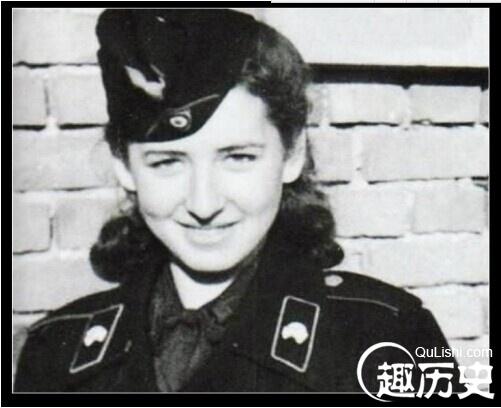 的魔鬼纳粹美女看守长