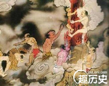 [十八层地狱分别叫什么]什么是十八层地狱?揭秘中国神话中的十八层地狱