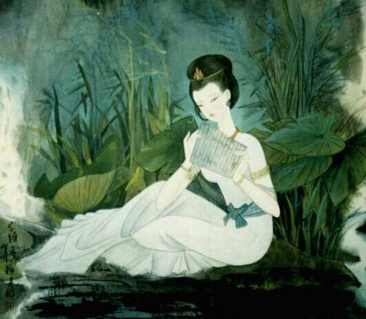 揭秘:儒家经典之一《诗经》里的五个绝世美女