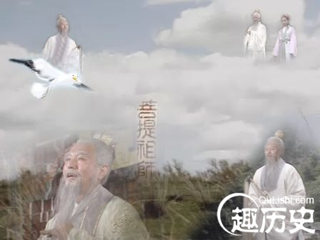 孙悟空师傅菩提祖师是谁?菩提祖师和如来谁厉害
