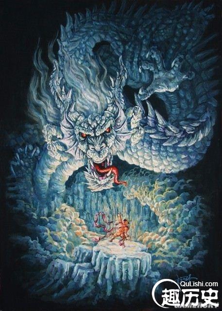 中国神话人物关系图|真实的中国神话人物战斗力:孙悟空垫底,谁第一?