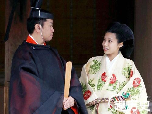 日本爱子公主是学霸 典子公主为爱下嫁平民