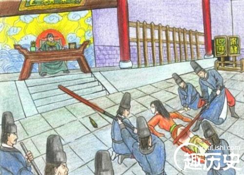 古代14例恐怖杀夫案 那些高智商犯罪的古代女犯