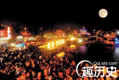 中秋节的传说 传统节日中秋节的由来与传说