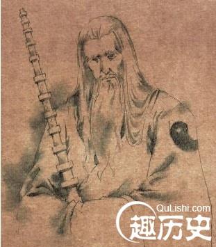 七宝玲珑塔——李靖
