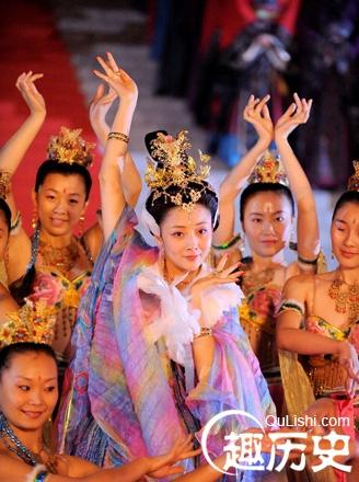 杨贵妃的结局 揭秘唐朝杨贵妃的典故和人生结局