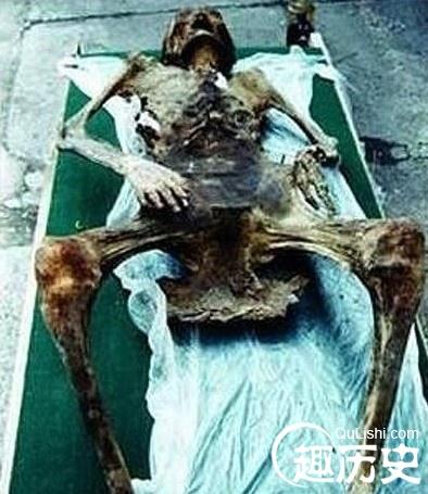 600年古尸产下活婴仅在世间存活了72小时