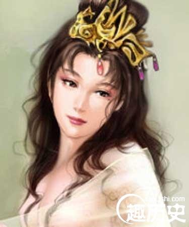 """中国历史上最美的皇后:古代著名的""""五大艳后"""" - 满江红 - ."""