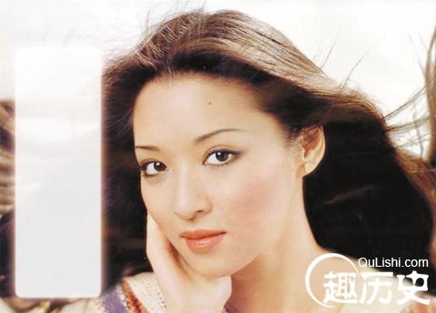 费翔的红颜知己:昔日台湾第一美女胡因梦旧照