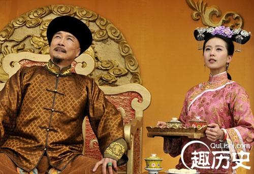 清朝内廷规矩:宫女必须是旗人 太监用汉人图片