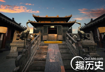 揭秘:武林历史上的四大名门正派 - 闲云野鹤 - 闲云野鹤的博客
