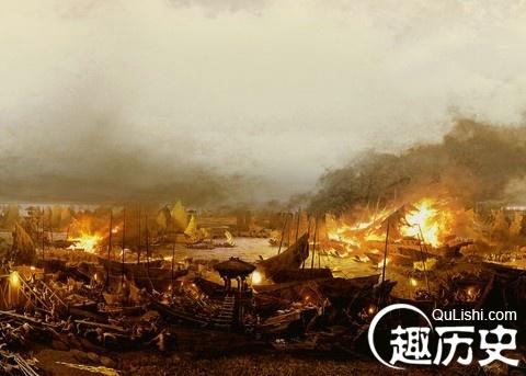赤壁之战的故事:曹操败于周瑜还是败于疾病?